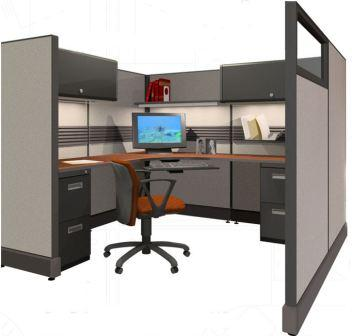Remanufactured Herman Miller A02 Cubicles